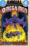 Omega Men (1983 1st Series) Annual 1