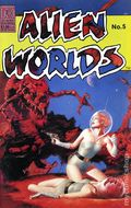 Alien Worlds (1982 1st Series) 5