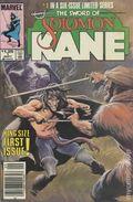 Solomon Kane (1985 Marvel) 1