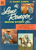 Dell Giant Lone Ranger Movie Story (1956) 0