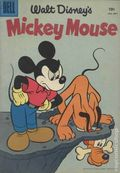 Mickey Mouse (1941-90 Dell/Gold Key/Gladstone) 61