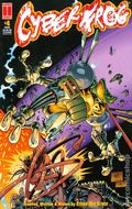 Cyberfrog (1996 1st Series) 4