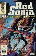 Red Sonja (1983 3rd Marvel Series) 3
