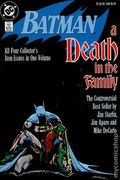 Batman A Death in the Family TPB (1988 DC) 1st Edition 1-1ST