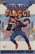 American Flagg (1983 1st Series) 25