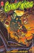 Cyberfrog (1996 1st Series) 3