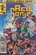 Red Sonja (1983 2nd Marvel Series) 2