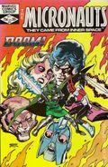 Micronauts (1979 1st Series) 41