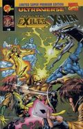 All New Exiles vs. X-Men (1995) Super Premium DF Gold 0