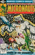 Micronauts (1979 1st Series) 32