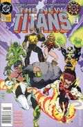 New Teen Titans (1984 2nd Series) New Titans 0
