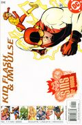 Sins of Youth Kid Flash Impulse (2000) 1