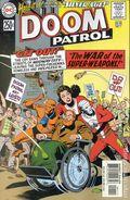 Silver Age Doom Patrol (2000) 1