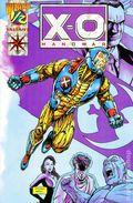 X-O Manowar Wizard 1/2 (1994) 1A