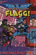 American Flagg (1983 1st Series) 23