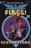American Flagg (1983 1st Series) 27