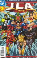 Justice Leagues JLA (2001) 1