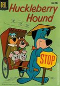 Huckleberry Hound (1959 Dell/Gold Key) 3