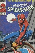 Official Marvel Index to Amazing Spider-Man (1985) 8