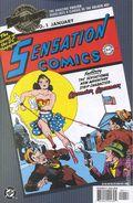 Millennium Edition Sensation Comics (2000) 1