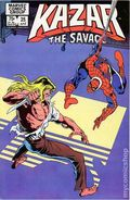 Ka-Zar the Savage (1981) 25