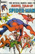 Official Marvel Index to Marvel Team Up (1986) 2
