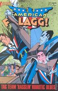 American Flagg (1983 1st Series) 34