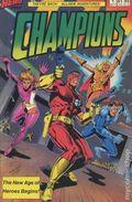 Champions (1987 Hero) 1