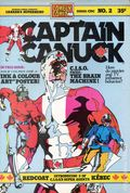 Captain Canuck (1975 Comely Comix) 2