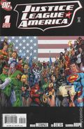 Justice League of America (2006 2nd Series) 1E