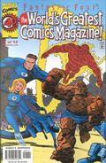 Fantastic Four The World's Greatest Comic Magazine (2001) 1