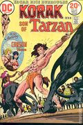 Korak Son of Tarzan (1964 Gold Key/DC) 53