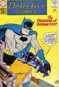 Detective Comics (1937 1st Series) 292