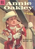Annie Oakley and Tagg (1955 Dell) 12