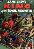 King of the Royal Mounted (1952 Dell) 9