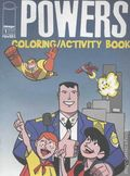 Powers Coloring and Activity Book (2001) 1