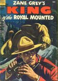 King of the Royal Mounted (1952 Dell) 12
