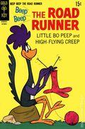 Beep Beep the Road Runner (1966 Gold Key) 9