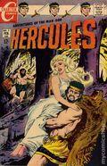 Hercules (1967 Charlton Comic) 3