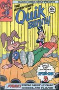 Adventures of Quik Bunny (1994 w/ Spider-Man) 1