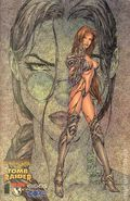 Witchblade Tomb Raider (1998) 1A-GLITTER