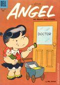 Angel (1955 Dell) 8