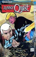 Jonny Quest (1986 Comico) 1