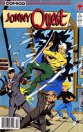 Jonny Quest (1986 Comico) 2