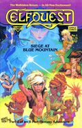 Elfquest Siege at Blue Mountain (1987) 1