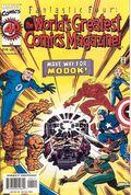 Fantastic Four The World's Greatest Comic Magazine (2001) 4