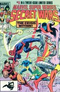 Marvel Super Heroes Secret Wars (1984) Reprint 3