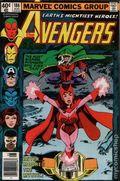 Avengers (1963 1st Series) 186