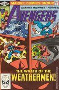 Avengers (1963 1st Series) 210