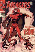 Avengers (1963 1st Series) 57